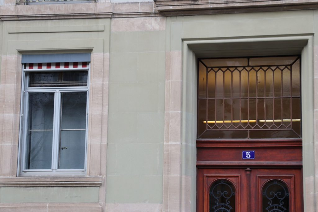 Cours des Bastions 5 Genève